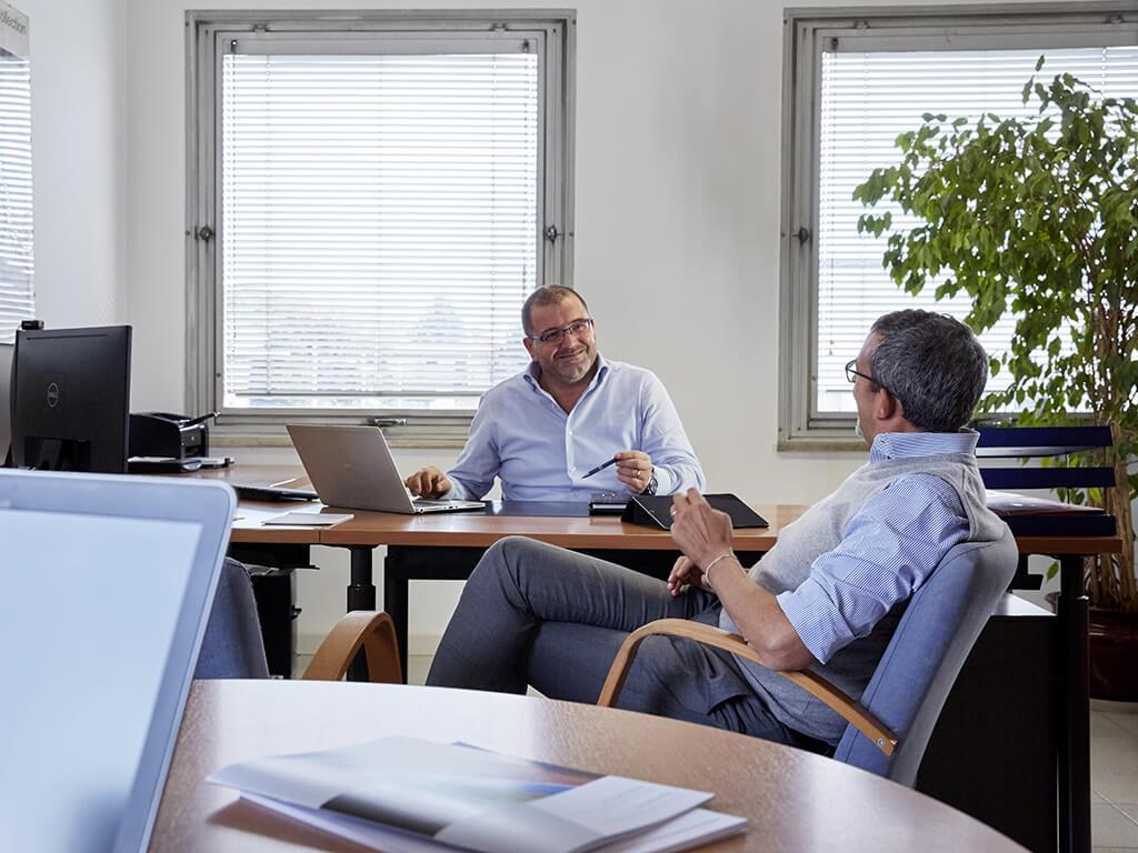 Consulenza per sistemi informativi aziendali