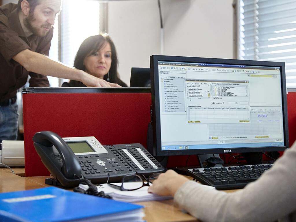 Implementazione, installazione e configurazione dei sistemi gestionali