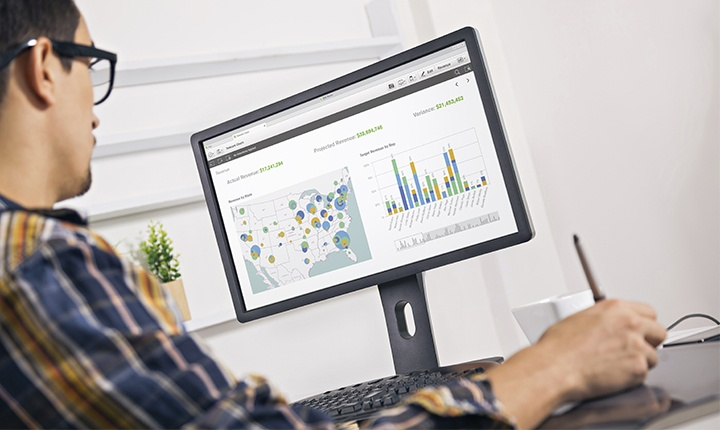 Qlik strumento di business intelligence per le PMI