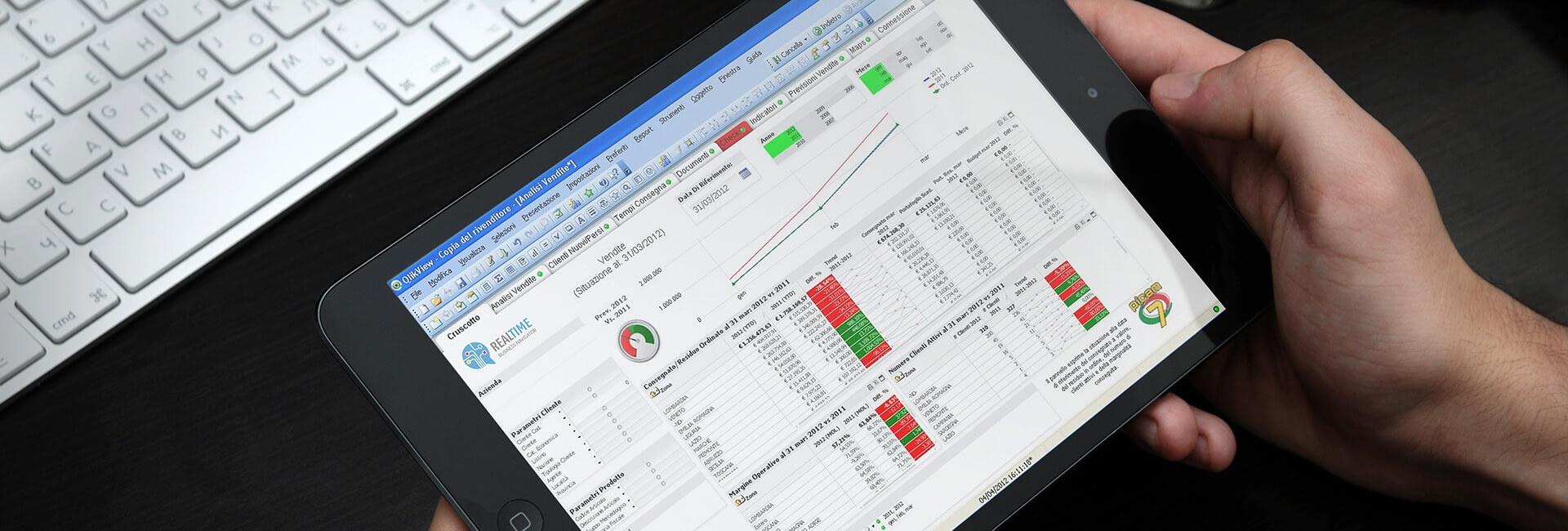 Software gestionali e ERP  Picam7